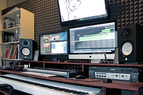 Recording-Studio-Okubo-Station