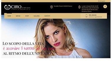 Hair e Beauty Ciro via delle Terme