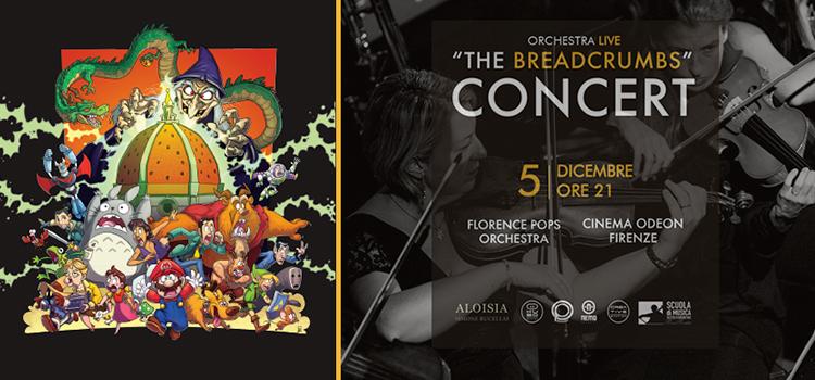 """""""The Breadcrumbs"""" Concert"""